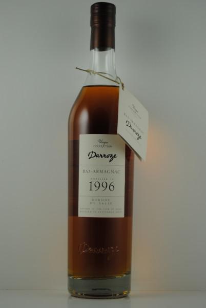 Armagnac 1996 Domaine de Salie, Darroze